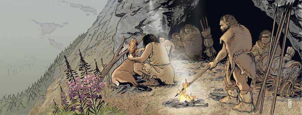 Néandertaliens